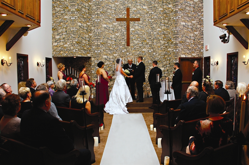 Religious Venue For Wedding Occasion in Gatlinburg