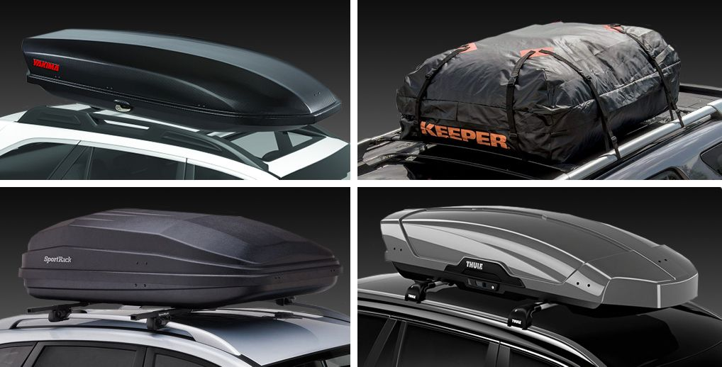 How to get a comfortable road trip With Car roof cargo box?